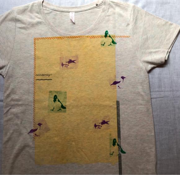 Tシャツ展2日目~Tシャツ作家別紹介①~_a0043747_16452078.jpg