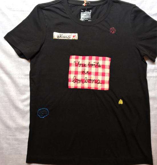 Tシャツ展2日目~Tシャツ作家別紹介①~_a0043747_16464031.jpg