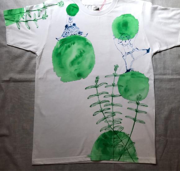 Tシャツ展2日目~Tシャツ作家別紹介①~_a0043747_16475190.jpg