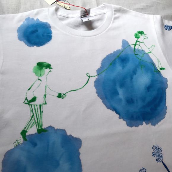 Tシャツ展2日目~Tシャツ作家別紹介①~_a0043747_16480186.jpg