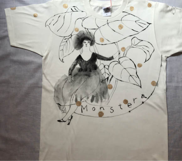 Tシャツ展2日目~Tシャツ作家別紹介①~_a0043747_16482286.jpg