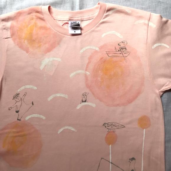 Tシャツ展2日目~Tシャツ作家別紹介①~_a0043747_16482374.jpg