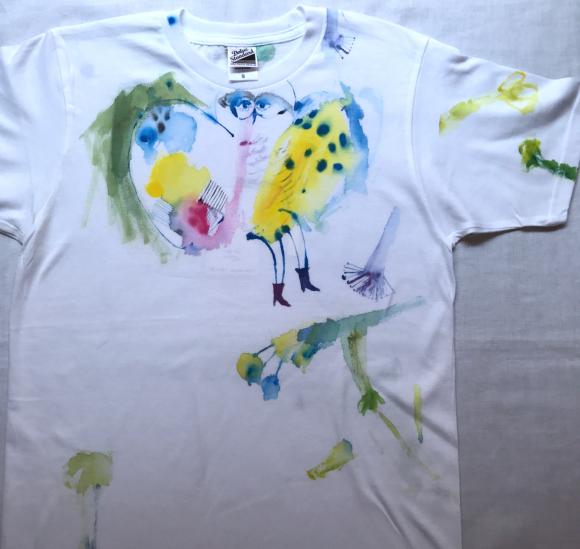 Tシャツ展2日目~Tシャツ作家別紹介①~_a0043747_16490171.jpg
