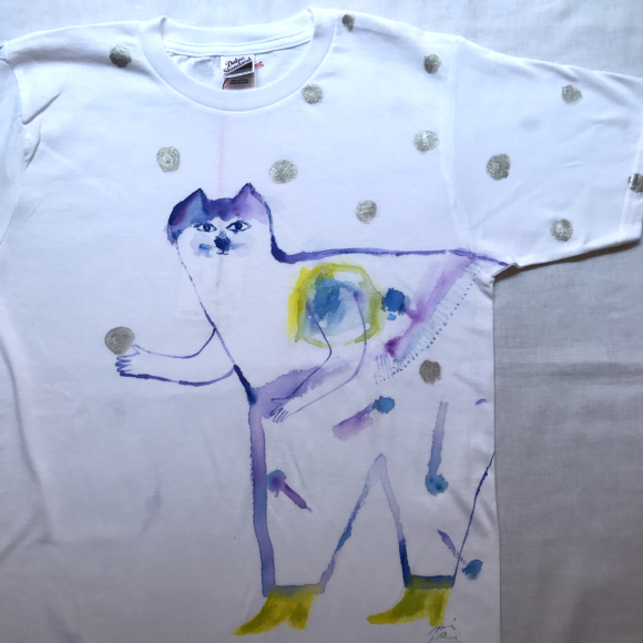 Tシャツ展2日目~Tシャツ作家別紹介①~_a0043747_16490362.jpg