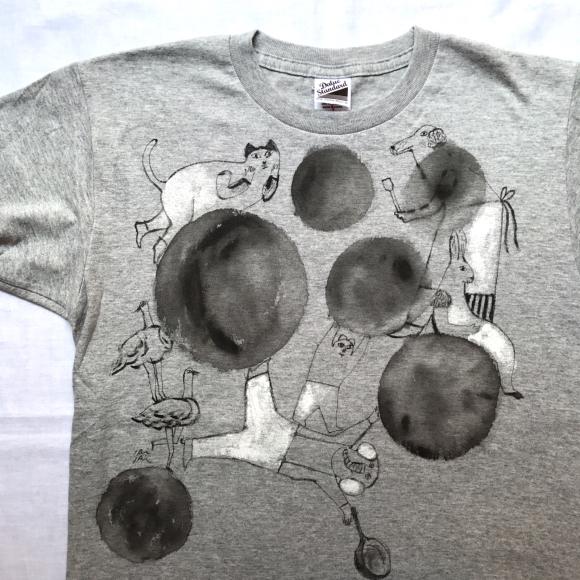Tシャツ展2日目~Tシャツ作家別紹介①~_a0043747_16490466.jpg