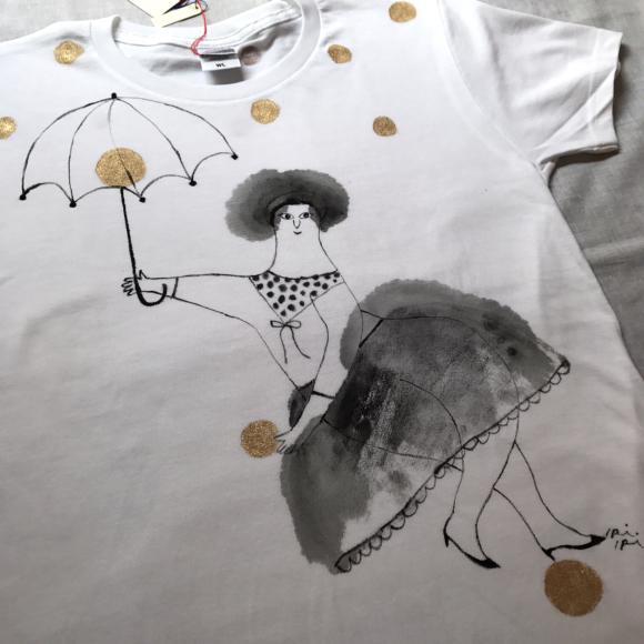 Tシャツ展2日目~Tシャツ作家別紹介①~_a0043747_16493408.jpg