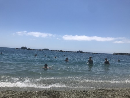 今年初の砂浜へ…_a0136671_23131177.jpg