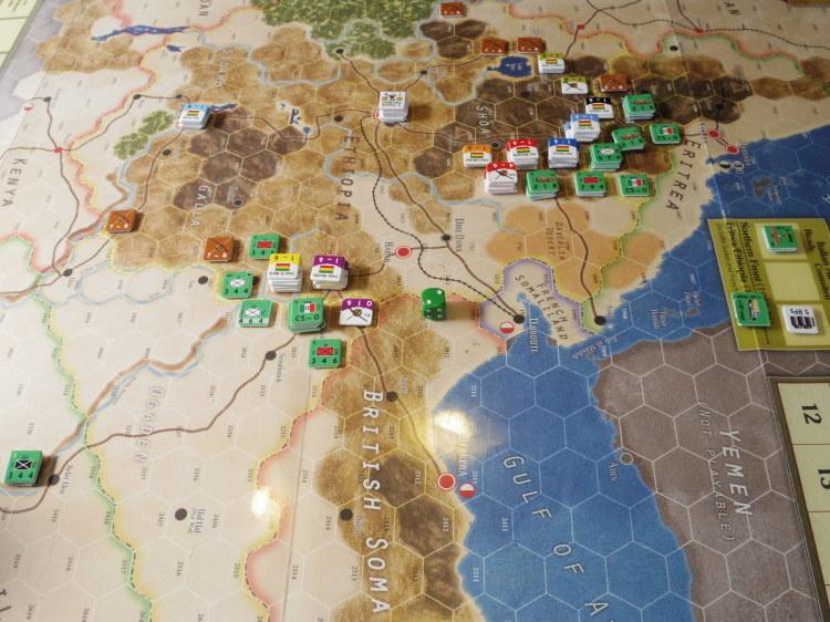2019.03.16(土) (Compass)Lion of Judah: The War for Ethiopia, 1935-1941 ライオン・オブ・ユダ_b0173672_08302649.jpg