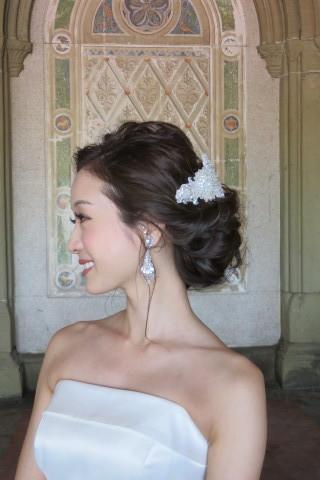 おでこの可愛い花嫁さん_b0209691_14594103.jpg