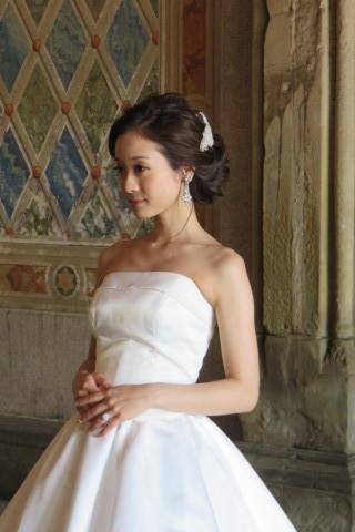 おでこの可愛い花嫁さん_b0209691_14594143.jpg