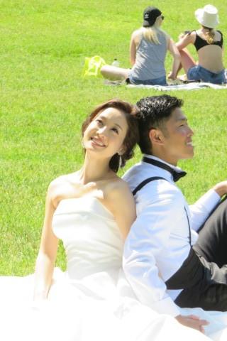 おでこの可愛い花嫁さん_b0209691_14594160.jpg