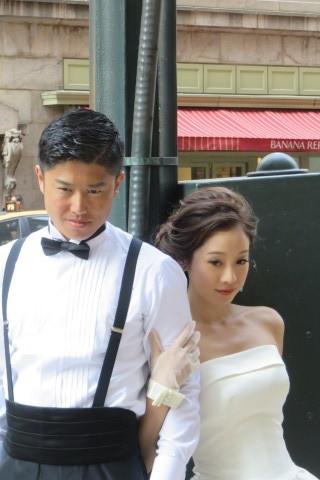 おでこの可愛い花嫁さん_b0209691_15022745.jpg