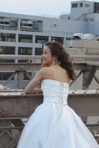 おでこの可愛い花嫁さん_b0209691_15022801.jpg
