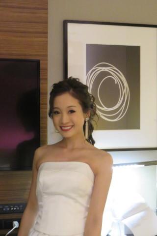 おでこの可愛い花嫁さん_b0209691_15022809.jpg