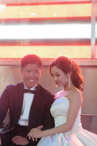 おでこの可愛い花嫁さん_b0209691_15022912.jpg