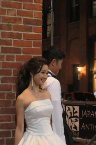 おでこの可愛い花嫁さん_b0209691_15022933.jpg