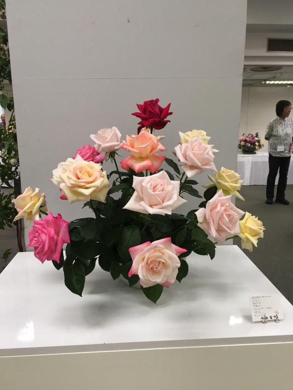 横浜高島屋さん バラ展_c0195496_07514747.jpg