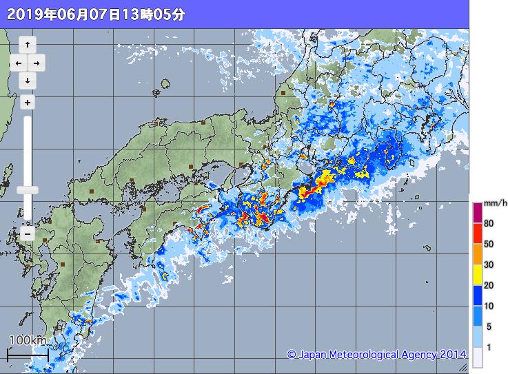 線状降雨帯:梅雨前線というよりは線状降雨帯だな、これは!?_a0348309_1418745.png