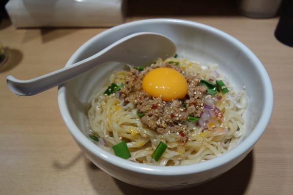 汁なし担々麺_e0230011_17223771.jpg
