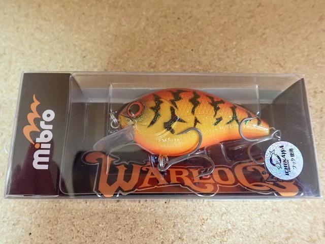 [バス]ミブロ WARLOQ2.5入荷しました。_a0153216_20231039.jpg