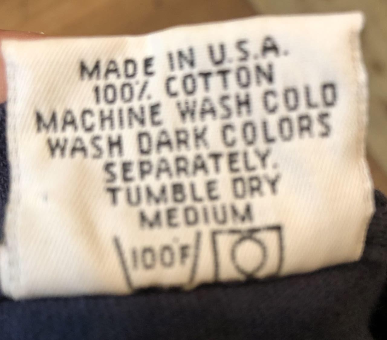 6月8日(土)入荷!USED MADE IN U.S.A POCKET T-shirts!_c0144020_13581680.jpg