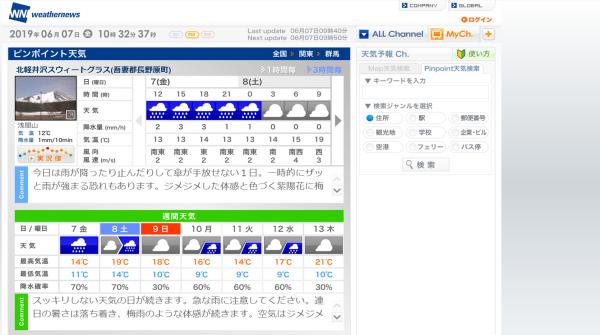 今週末の天気と気温(2019年6月7日):雨模様…肌寒さに注意_b0174425_10351236.png