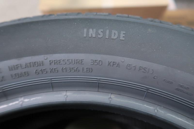 コンチネンタルタイヤの最新作「EC6」を「PC6」と比較接写_f0076731_21454000.jpg