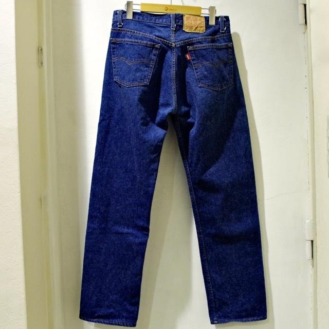 かなり濃い、リーバイス501 アメリカ製 & キューバシャツ_d0257333_21540395.jpg