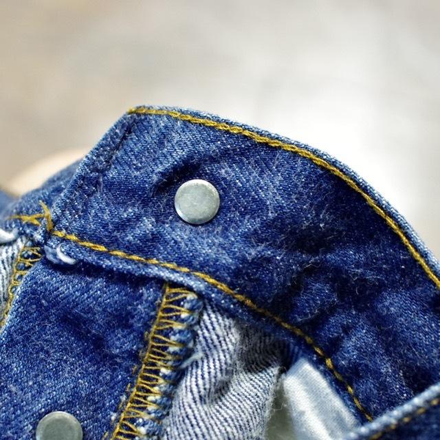 かなり濃い、リーバイス501 アメリカ製 & キューバシャツ_d0257333_21560416.jpg