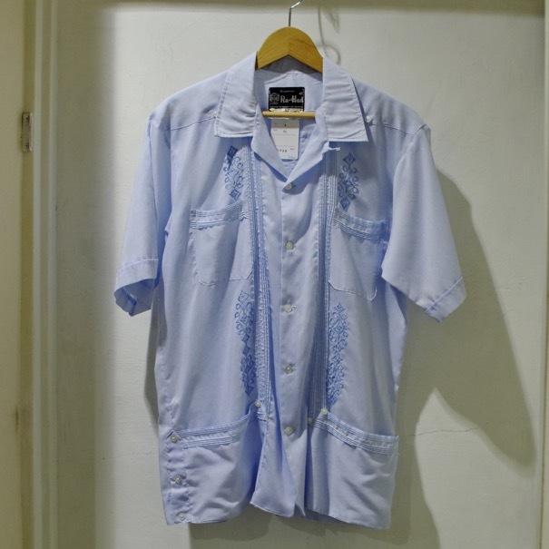 かなり濃い、リーバイス501 アメリカ製 & キューバシャツ_d0257333_21581352.jpg