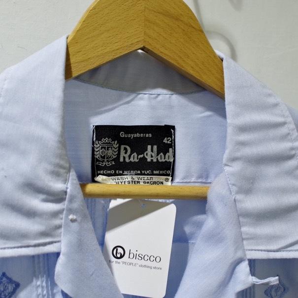 かなり濃い、リーバイス501 アメリカ製 & キューバシャツ_d0257333_21590145.jpg