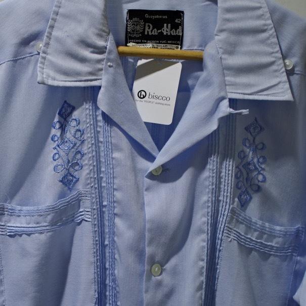 かなり濃い、リーバイス501 アメリカ製 & キューバシャツ_d0257333_21593644.jpg