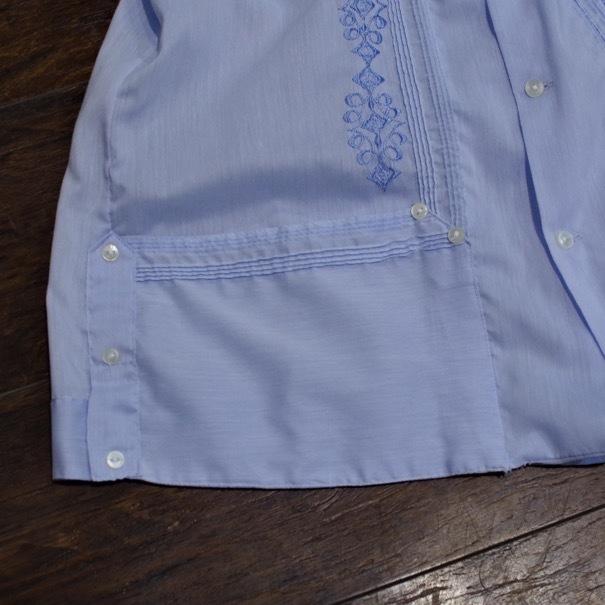 かなり濃い、リーバイス501 アメリカ製 & キューバシャツ_d0257333_21595323.jpg