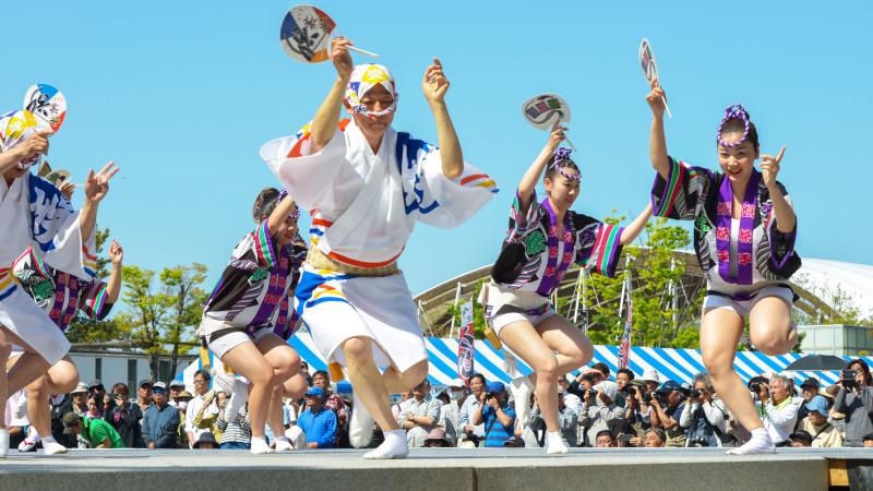 四国の祭り 2019  娯茶平 ②_d0246136_16131524.jpg