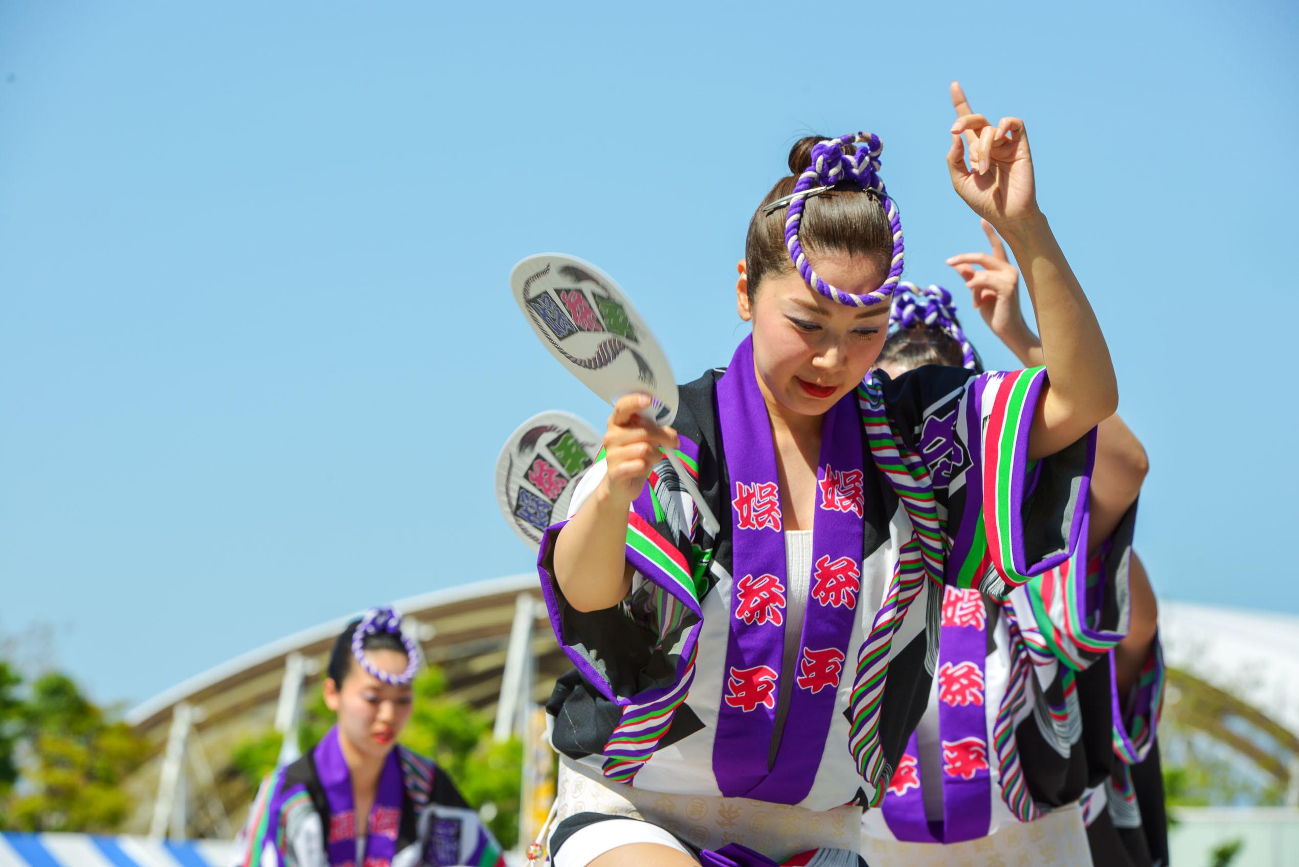 四国の祭り 2019  娯茶平 ②_d0246136_16134374.jpg