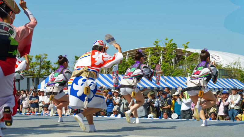 四国の祭り 2019  娯茶平 ③_d0246136_17064198.jpg