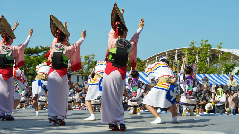 四国の祭り 2019  娯茶平 ③_d0246136_17064657.jpg