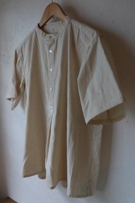 6/7 ブルガリアタイプ 50\'sグランパシャツ 半袖 入荷しました_f0325437_15475753.jpg