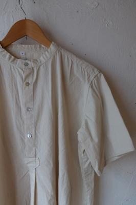 6/7 ブルガリアタイプ 50\'sグランパシャツ 半袖 入荷しました_f0325437_15480467.jpg