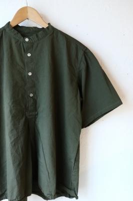 6/7 ブルガリアタイプ 50\'sグランパシャツ 半袖 入荷しました_f0325437_15482514.jpg