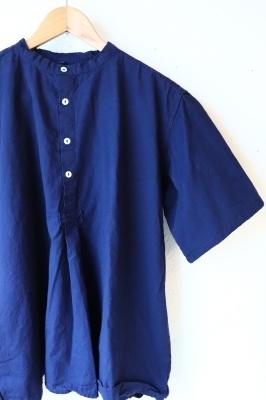 6/7 ブルガリアタイプ 50\'sグランパシャツ 半袖 入荷しました_f0325437_15483039.jpg