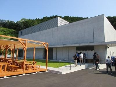 高知県酒審会の蔵見学_f0006356_12082941.jpg
