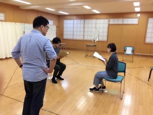稽古場レポートー伊東健人×生駒里奈ー_f0236356_18204928.jpg