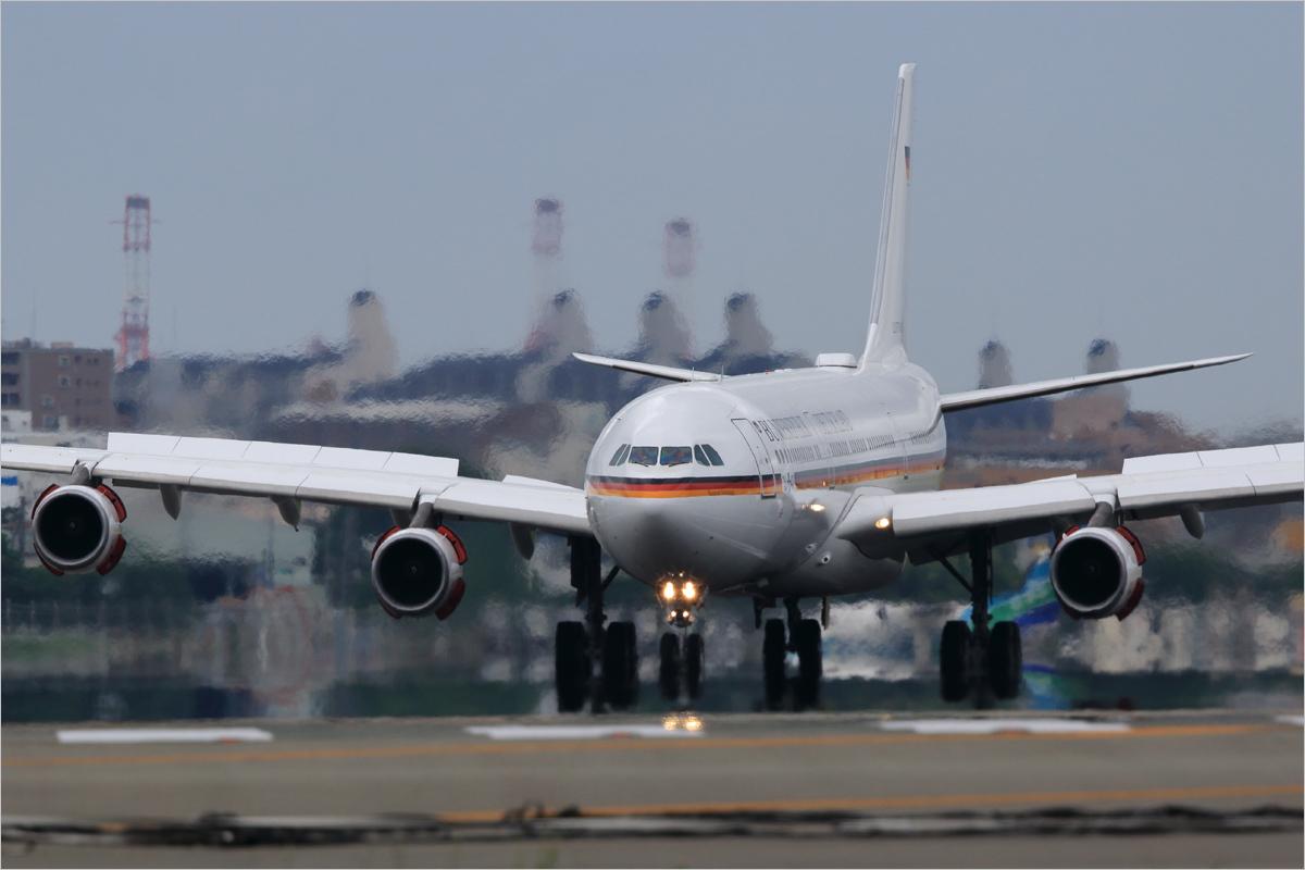 German Air Force / 1 - 福岡空港_c0308259_23073466.jpg