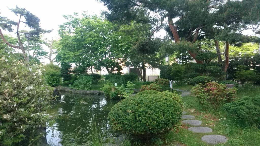 土方歳三最期の碑、函館市若松公園より_b0106766_17504237.jpg