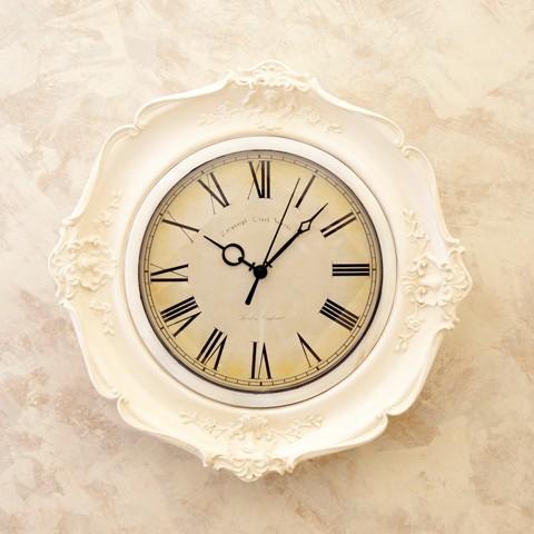 ロココ調&ビクトリアン調壁掛け時計~❤_f0029571_11085736.jpg