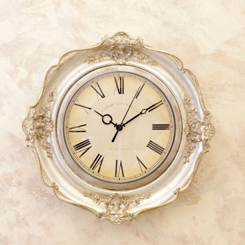 ロココ調&ビクトリアン調壁掛け時計~❤_f0029571_12512221.jpg