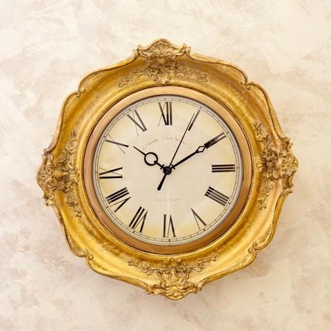 ロココ調&ビクトリアン調壁掛け時計~❤_f0029571_12534406.jpg