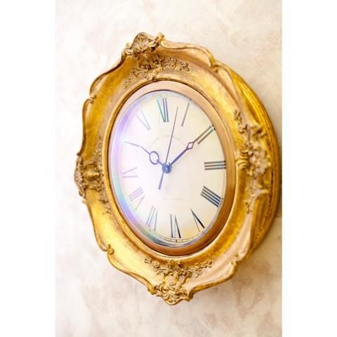 ロココ調&ビクトリアン調壁掛け時計~❤_f0029571_12535560.jpg