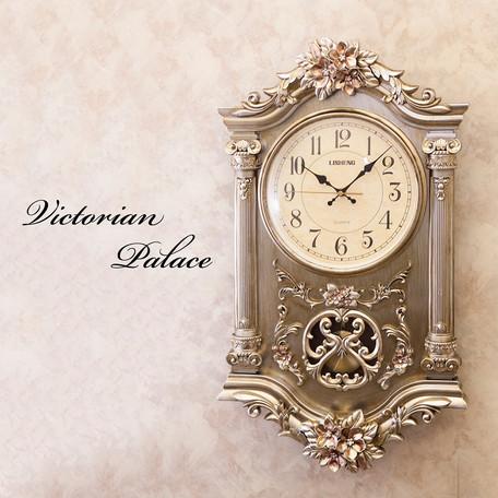 ロココ調&ビクトリアン調壁掛け時計~❤_f0029571_13440109.jpg